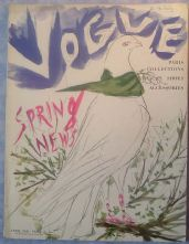 Vogue Magazine - 1949 - April